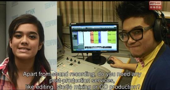 租用录音室:要求要清楚,价钱要倾妥。